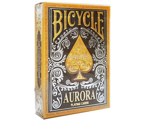 Карты Bicycle Aurora