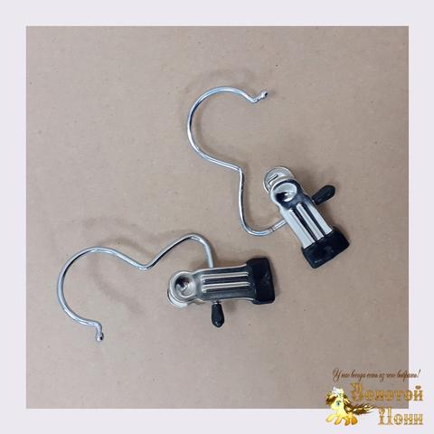 Вешалка-зажим металл 201128-БК931