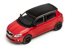 Коллекционная модель Skoda Fabia RS