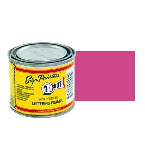 Пинстрайпинг (pinstriping) Эмаль для пинстрайпинга 1 Shot Розовый (Magenta), 118 мл Magenta.jpg