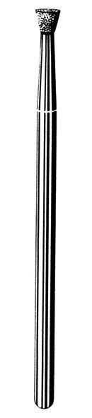 Лабораторные алмазные инструменты «SS WHITE» серия LAB 42/4030 Группа III. Средняя крошка.