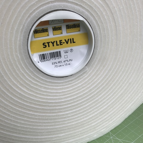 Style-Vil Флизелин с поролоном. 53% PET, 47% PU