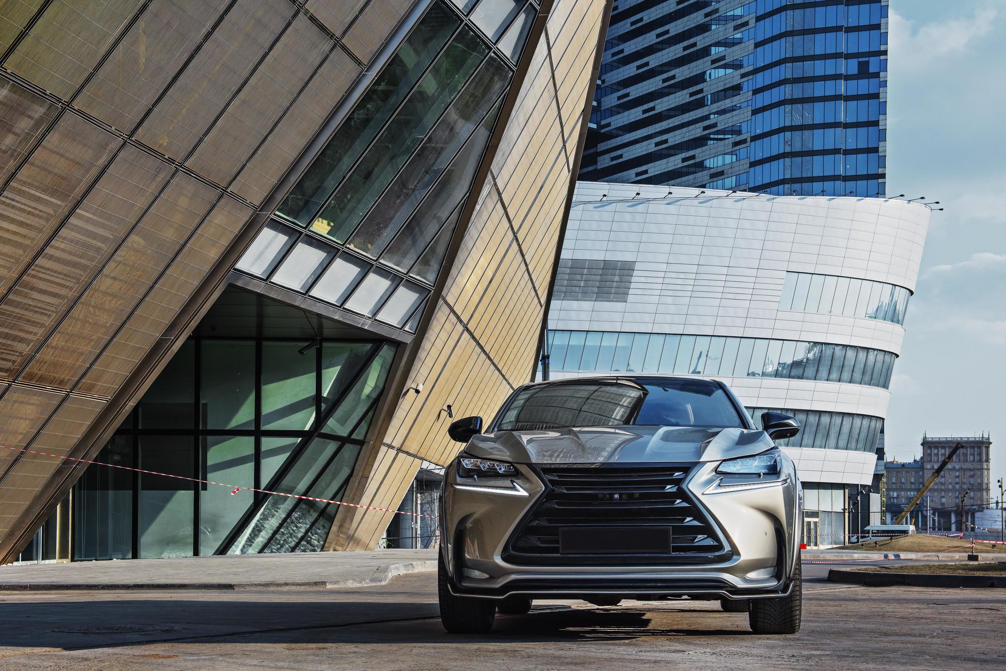 Обвес SCL PERFORMANCE Kotaro для Lexus NX