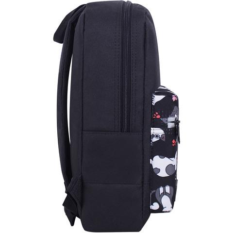 Рюкзак Bagland Молодежный mini 8 л. черный 776 (0050866)