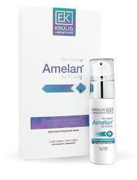 Депигментирующий крем AMELAN M