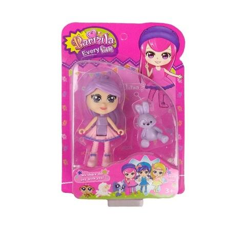 Куклы в наборе коллекционная с питомцами № 1, 1кор*45бл*8шт