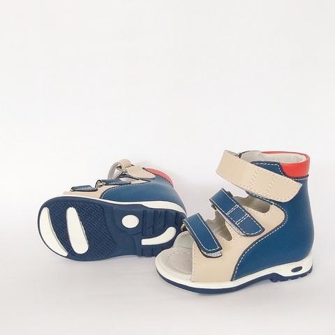 Высокие стабилизирующие сандалии