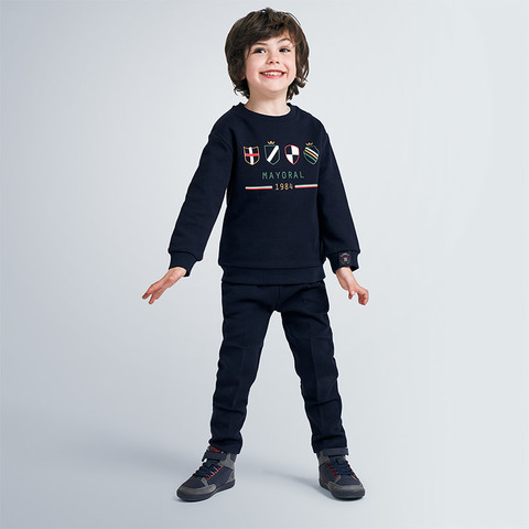 Комплект : пуловер+брюки