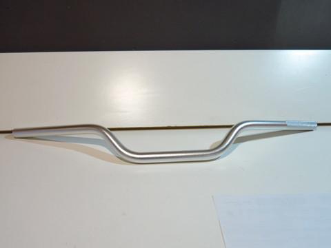 Руль серебро 22-720мм