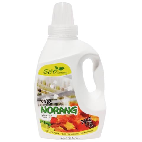 Кондиционер для белья Norang Fabric с ароматом кленового сиропа 1 л