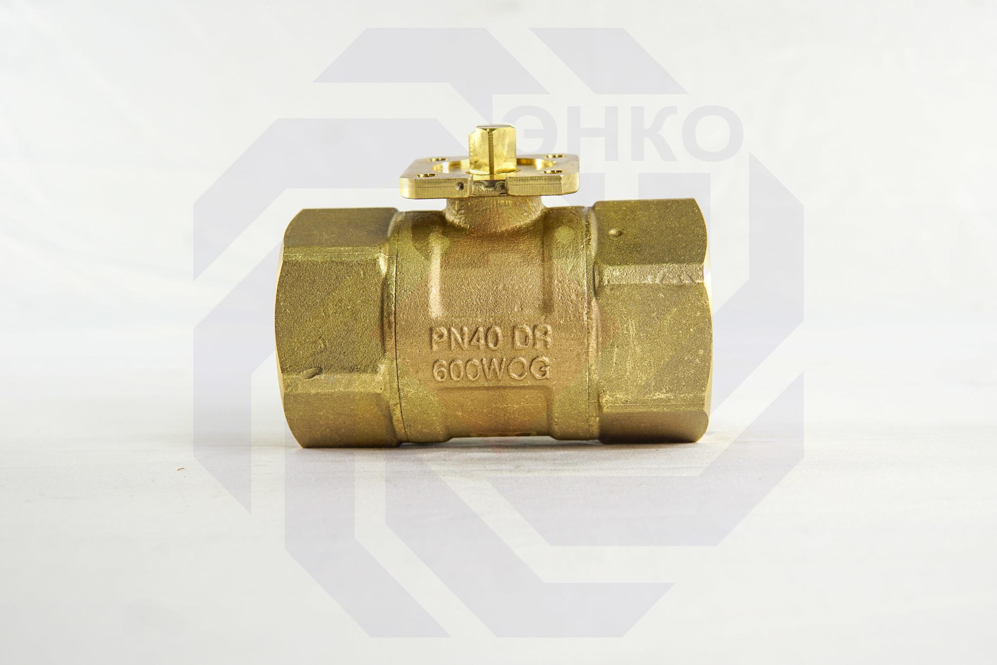 Клапан шаровой регулирующий SAUTER VKR310 DN 40