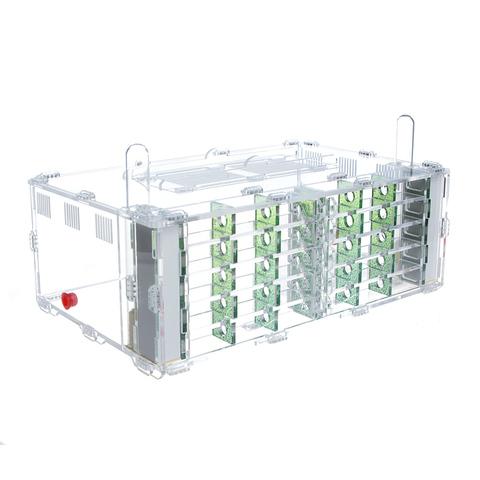 Декоративные вертикальные стенки - Зелень для Crystal