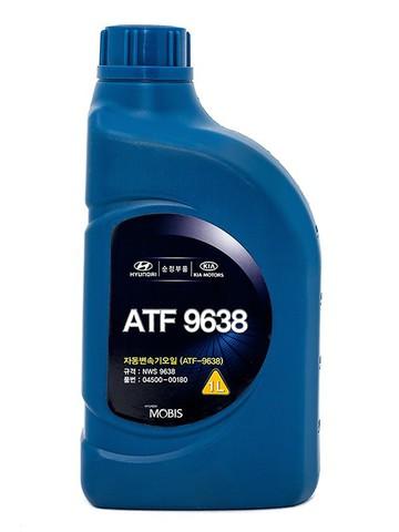HYUNDAI ATF9638 Жидкость трансмиссионная для 6ступ. АКПП  (пластик/Корея)