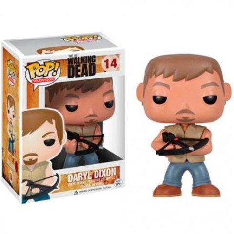 Фигурка Funko Pop Ходячие Мертвецы - Дэрил (The Walking Dead-Daryl)