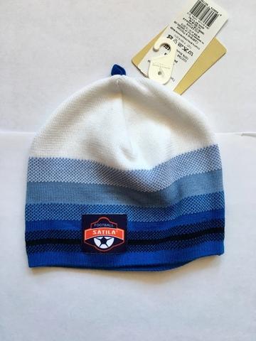Детская шапка для мальчика Satila Glory БЕЗ ЗАВЯЗОК