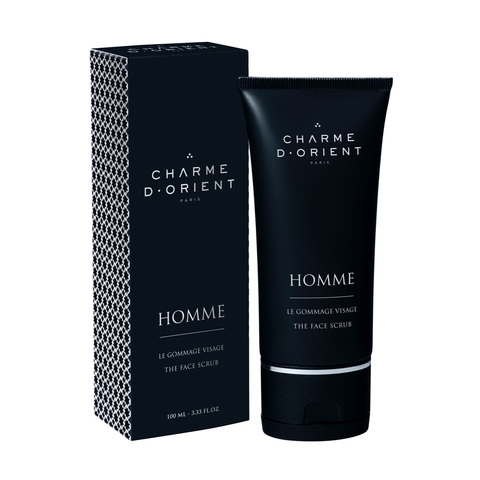 CHARME D'ORIENT | Скраб для лица для мужчин (мужская линия) / HOMME - Le gommage visage, (50 мл)