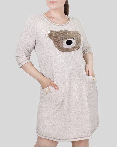 Туника-платье женское