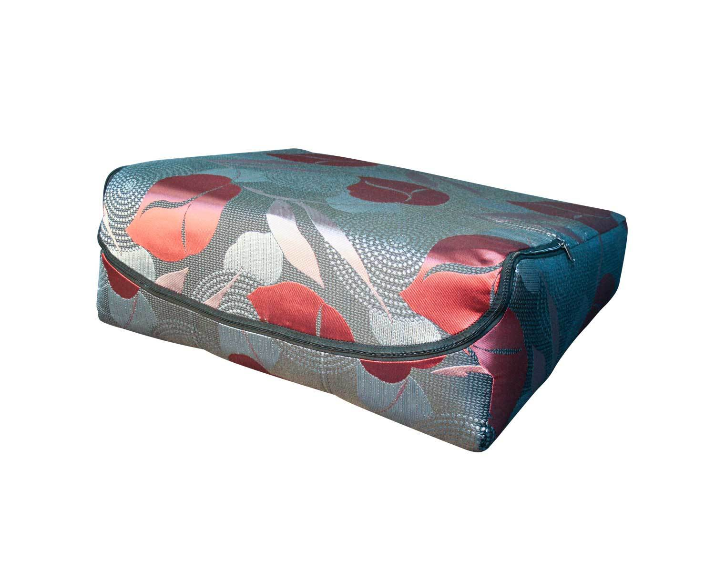 Подушка для дивана Карелия-Люкс со съемным чехлом на молнии