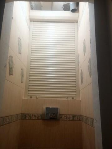 Рольставни в туалет 65 х 185