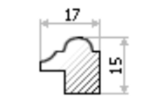 Фоторамка рязань RZ17 10х15