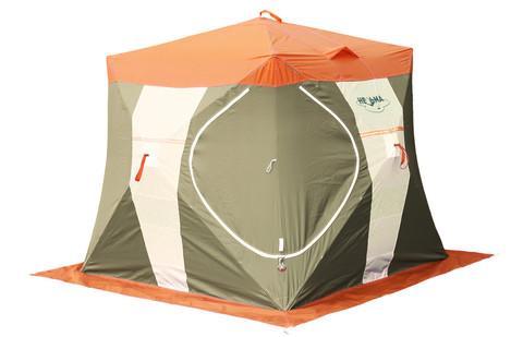 Зимняя палатка МИТЕК Нельма Куб-2