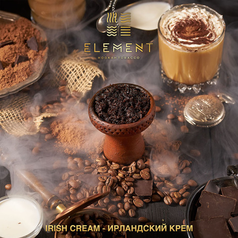 Табак Element (Земля) - Irish Cream (Ирландский крем) 200 г