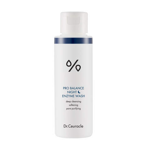 Dr.Ceuracle Pro-Balance Night Enzyme Wash Ночной энзимный скраб 50 гр