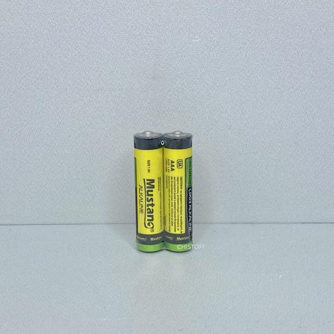 Батарейка Mustang ААА 1.5V Alkaline (2 шт.)