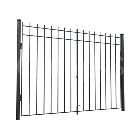 Сварные ворота купить