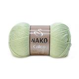 Пряжа Nako Calico бутон 6707