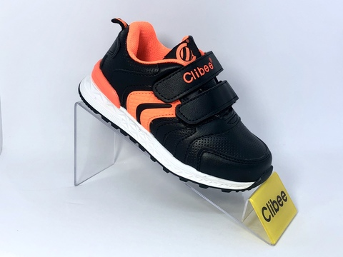Clibee F711 Black/Orange 26-31