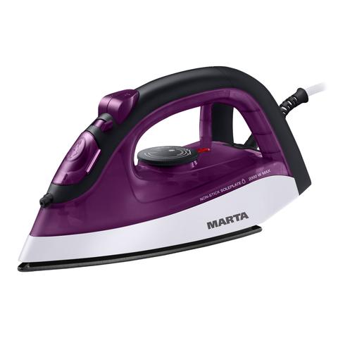 Утюг MARTA MT-1149 фиолетовый чароит