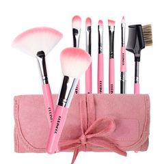 Набор кисточек CORINGCO Sweet Pink 8P Set