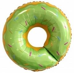 К Фигура, Пончик, Зеленый, 27