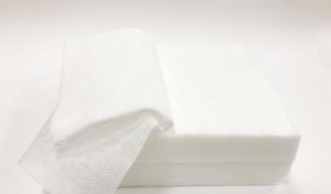 *Салфетки (Cotto/сетка текстура/белый/20 x 30см)