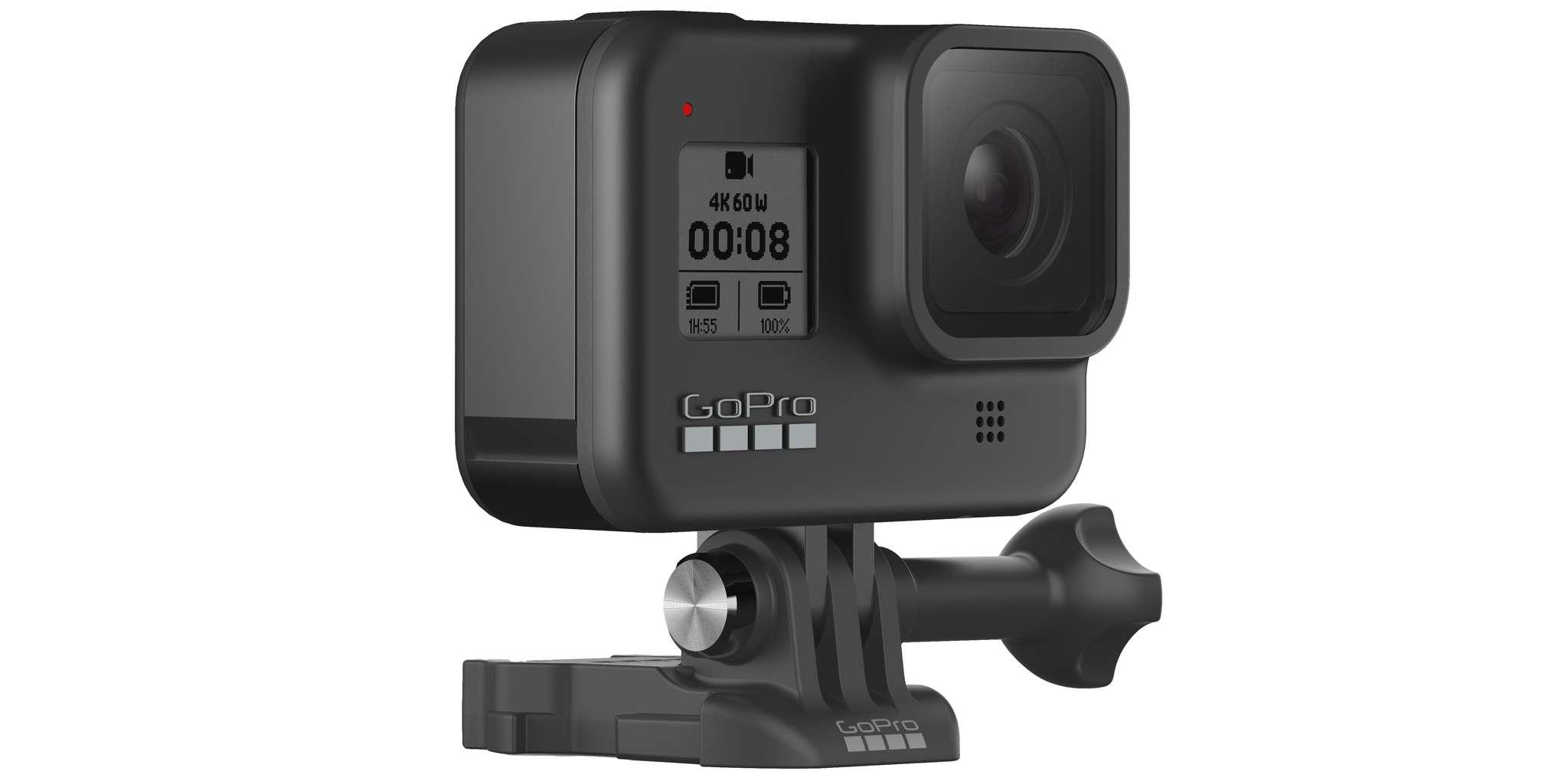 Экшн-камера GoPro HERO8 Black