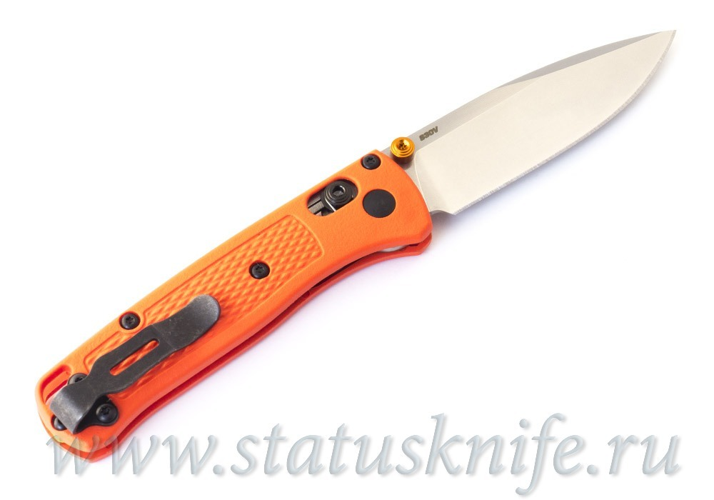 Нож Benchmade BUGOUT 533 mini CPM-S30V - фотография