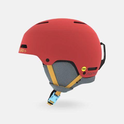 Шлем детский/юниорский GIRO CRUE Tomato Namuk
