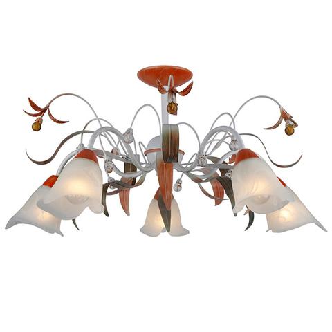 Потолочный светильник Escada 298/5PL E14*60W White