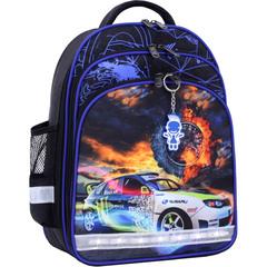 Рюкзак школьный Bagland Mouse черный 18м (00513702)