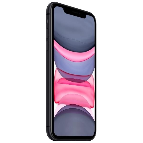 Новый Apple iPhone 11 128 ГБ Черный (обменка ростест)