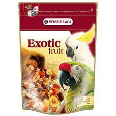 Лакомство для крупных попугаев Versele-Laga Exotic Fruit, с фруктами