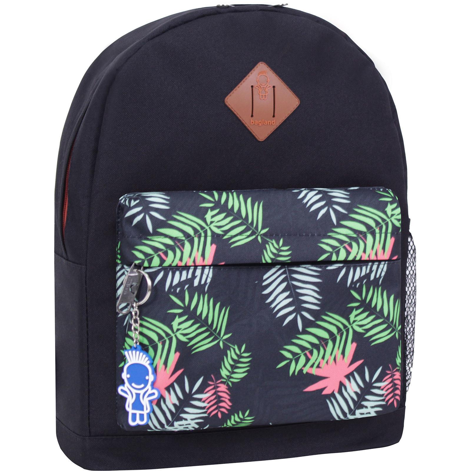 Городские рюкзаки Рюкзак Bagland Молодежный W/R 17 л. черный 467 (00533662) IMG_2541_467_-1600.jpg