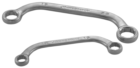 W6511719 Ключ гаечный накидной стартерный, 17х19 мм