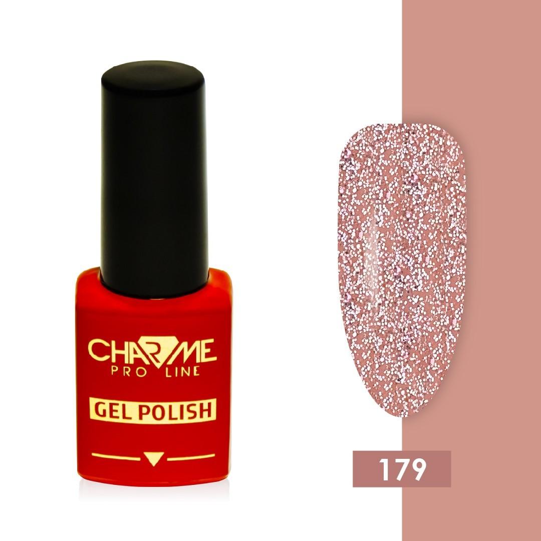 Гель-лак 179 - розовые мечты Charme 10 мл