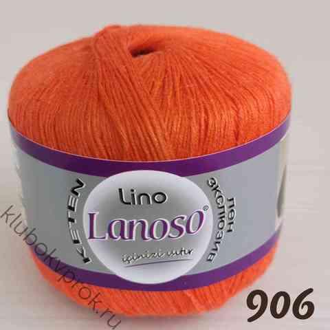 LANOSO LINO 906, Терракот