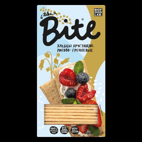 Хлебцы Bite, рисово-гречневые, 150 г