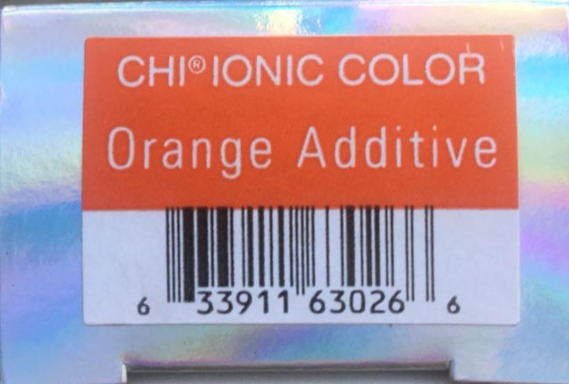 Крем-краска CHI Ионик цв  добавка оранж 85 гр