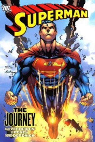 Superman: The Journey TPB