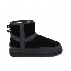 UGG Classic Mini Hard Step Black